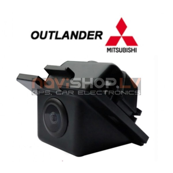 Mitsubishi Outlander camera wired