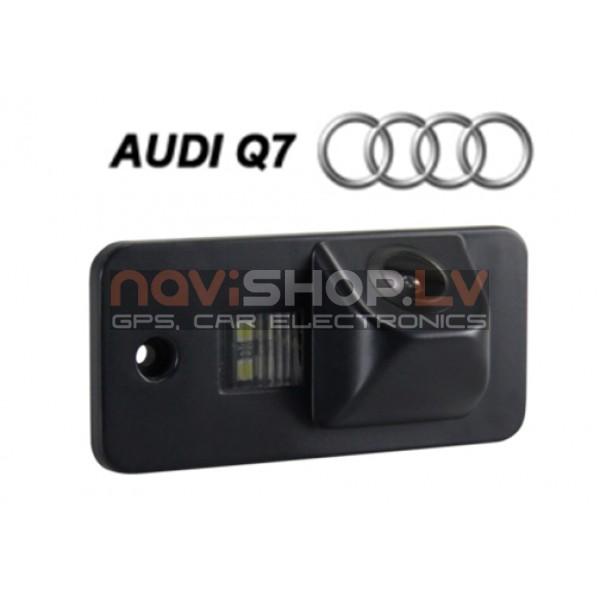 Audi Q7 atpakaļskata kamera