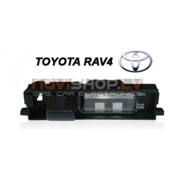 Toyota RAV4 camera wired