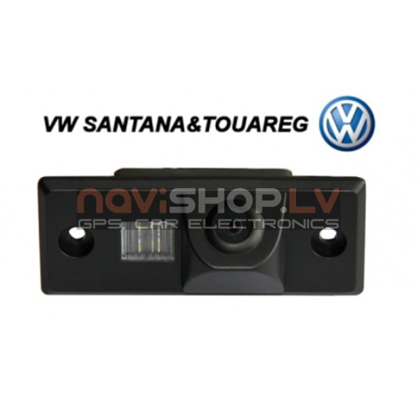 VW Santana, Polo, Touareg, Porsche Cayenne camera wired