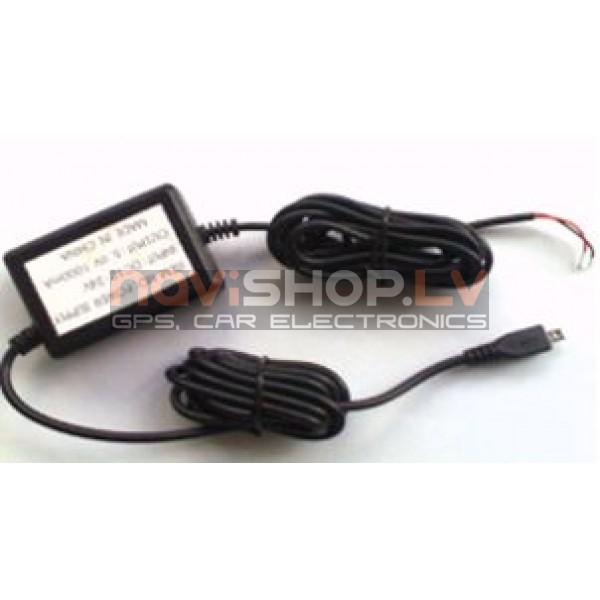 12/24V pieslēguma kabelis trekerim TK-102 Premium
